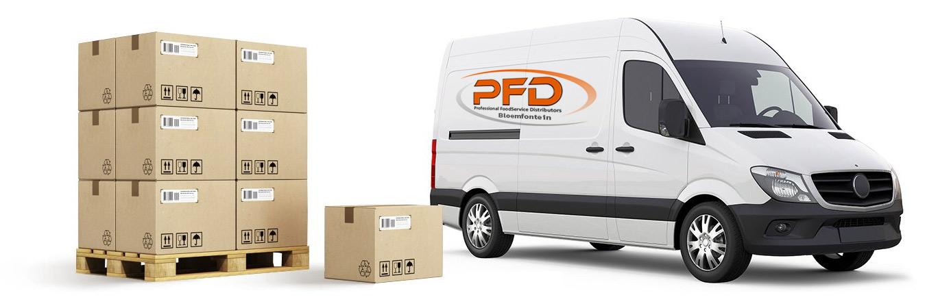 PFD-delivery-service
