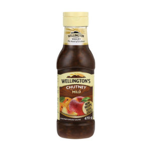 Wellington-Chutney-470g