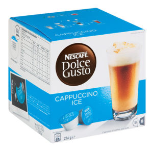 Cappuccino-Ice