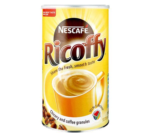 Nescafe-Ricoffy