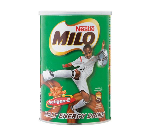 Nestle-Milo