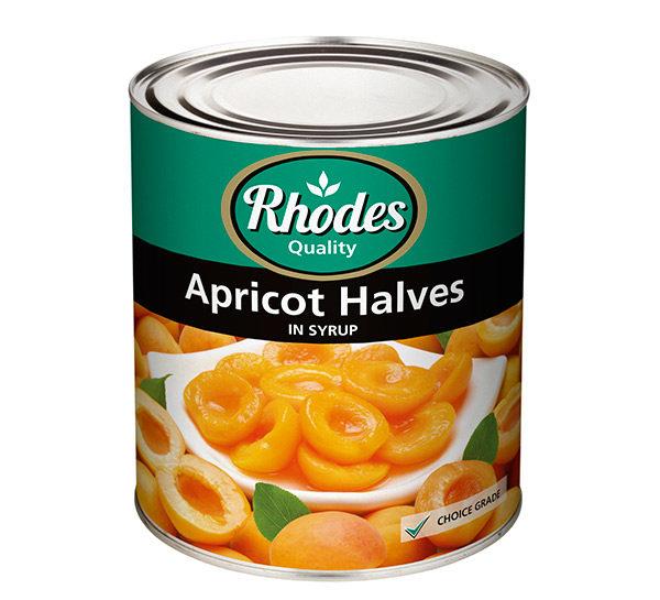 Rhodes-Apricot-Halves